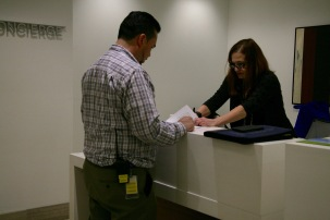 Building concierge services