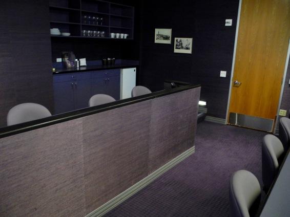Nob Hill Client Observation Room