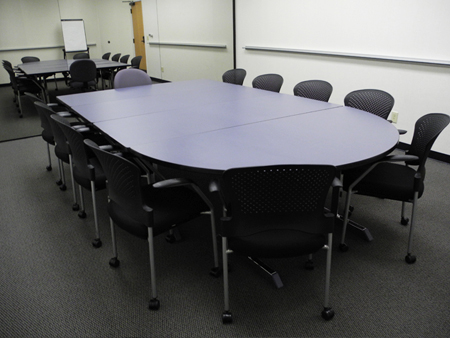 Yosemite research conference room